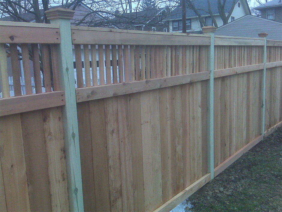 Ace Fence Deck Rails Serving The Central Ohio Area